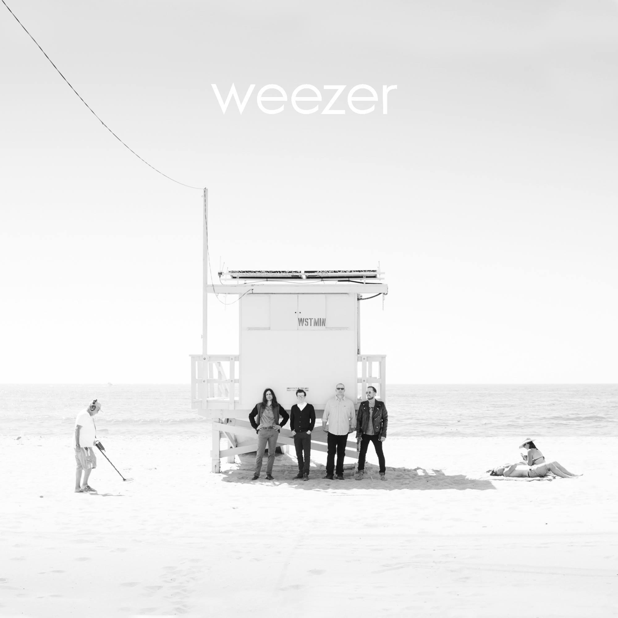 Weezer – White album review