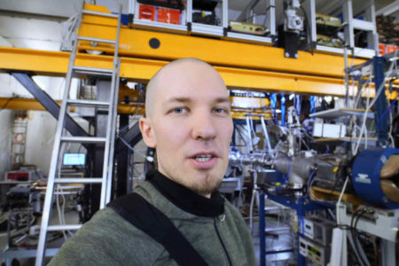 Unzyme to collaborate with Jyväskylä Particle Accelerator Lab