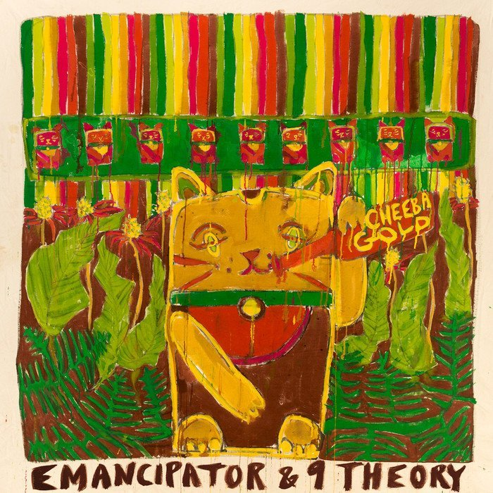 Emancipator & 9 Theory - Cheeba Gold review - Unzyme