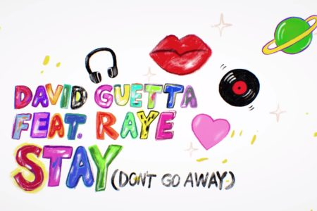 David Guetta – Stay (Don't Go Away) Review