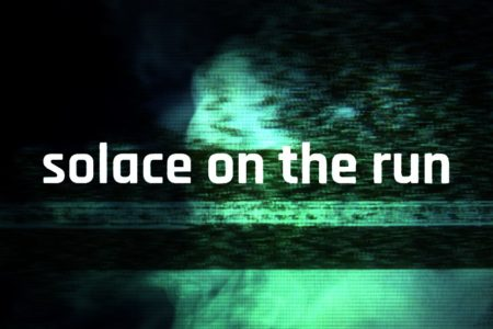 Solace on the run lyric video released