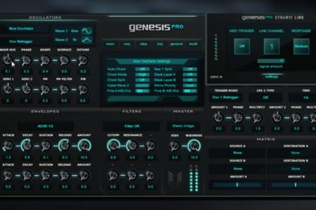 Ummet Ozcan previews the new buzz-inspiring soft synth: Genesis Pro